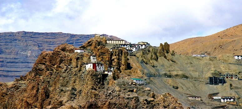 Driving in Search of Buddha's Eight Fold Path in Spiti Valley