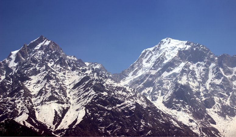 Kinnaur Kailash, Kinnaur Valley in Himachal Pradesh