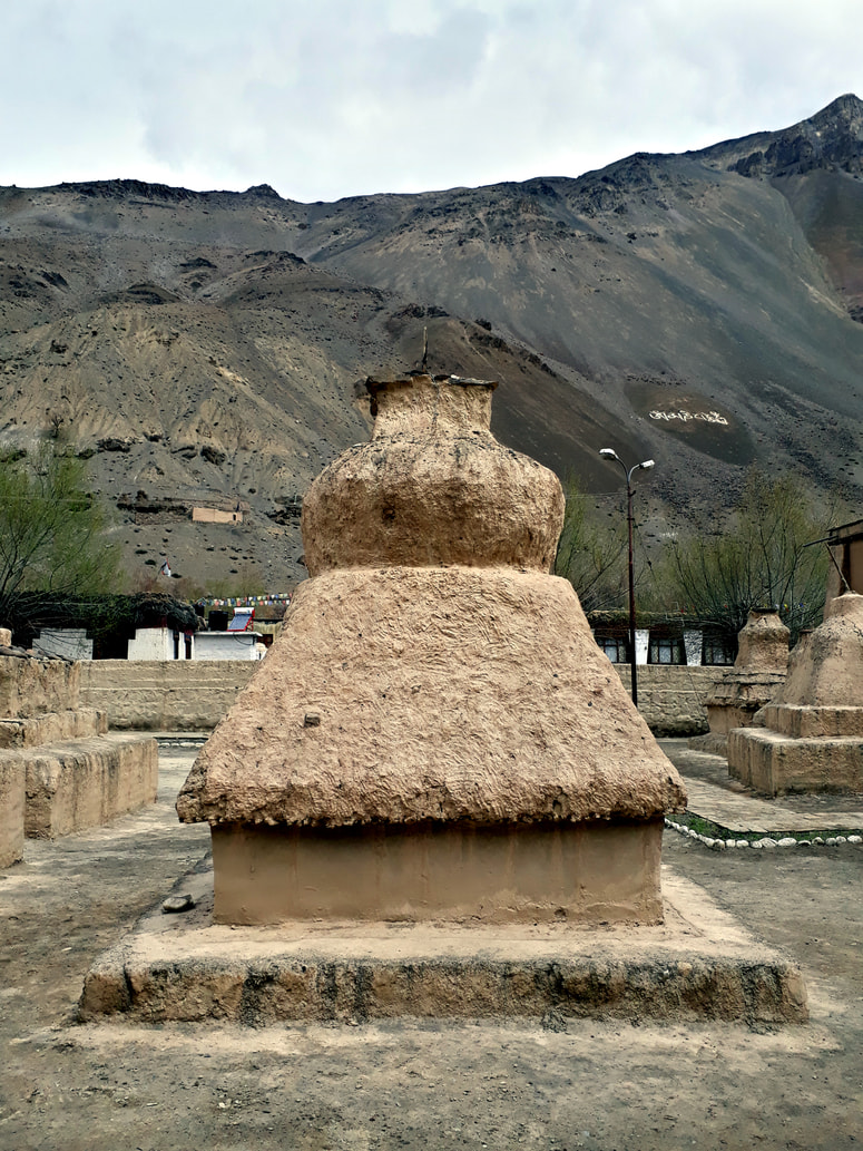 Tabo Monastery, oldest monastery in Spiti Valley