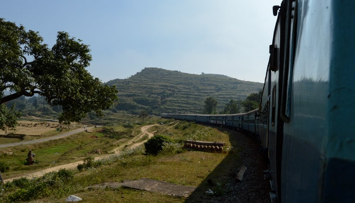 Vizag to Araku Train: Hop Aboard India's Most Scenic Train