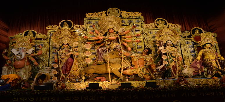 Feminine Manifestation to Festivity- A tale of Kolkata Durga Puja